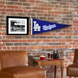 Los Angeles Dodgers Traditions Pennant