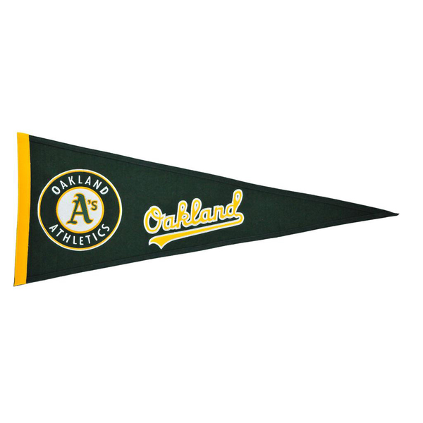 Oakland A's Traditions Pennant