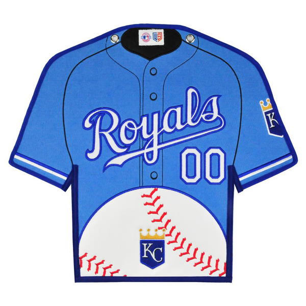 Kansas City Royals Jersey Traditions Banner
