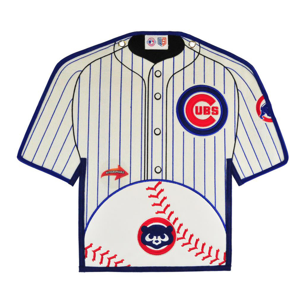 Chicago Cubs Jersey Traditions Banner