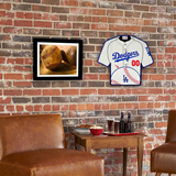 Los Angeles Dodgers Jersey Traditions Banner