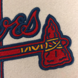 Atlanta Braves Jersey Traditions Banner