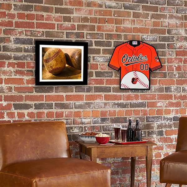 Baltimore Orioles Jersey Traditions Banner