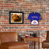Texas Rangers Jersey Traditions Banner