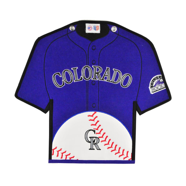 Colorado Rockies Jersey Traditions Banner