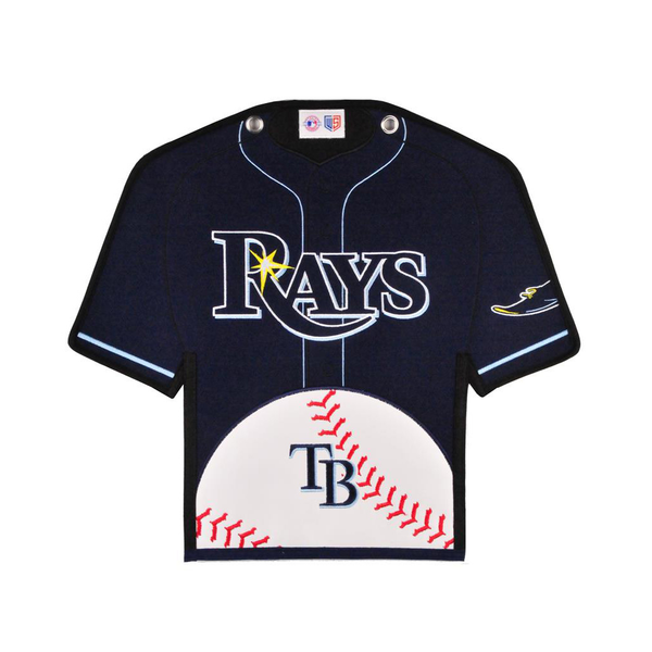 Tampa Bay Rays Jersey Traditions Banner
