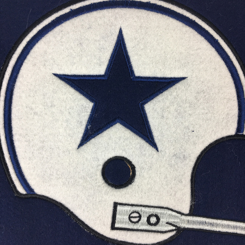 Dallas Cowboys Throwback Pennant