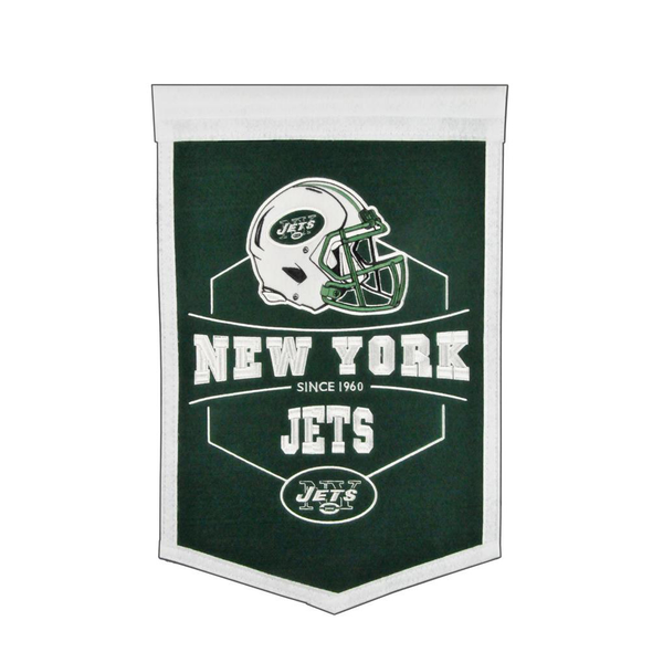 New York Jets Revolution Traditions Banner