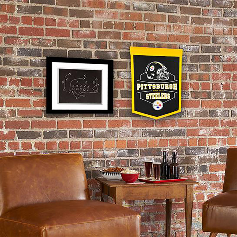 Pittsburgh Steelers Revolution Traditions Banner