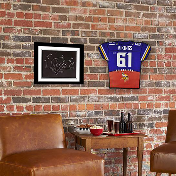 Minnesota Vikings Jersey Traditions Banner