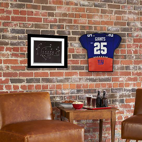 New York Giants Jersey Traditions Banner