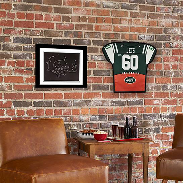 New York Jets Jersey Traditions Banner