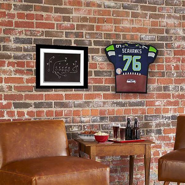 Seattle Seahawks Jersey Traditions Banner