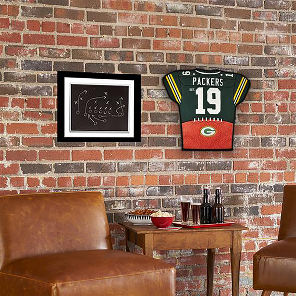 Green Bay Packers Jersey Traditions Banner