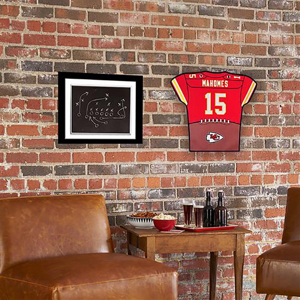 Mahomes Kansas City Chiefs Jersey Traditions Banner