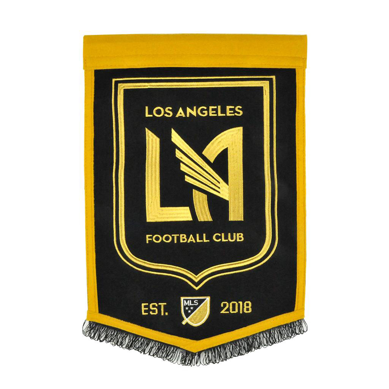 Los Angeles Football Club Traditions Banner