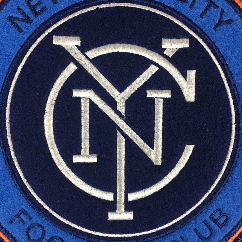 New York City Football Club Traditions Banner