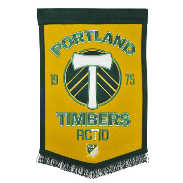 Portland Timbers Traditions Banner