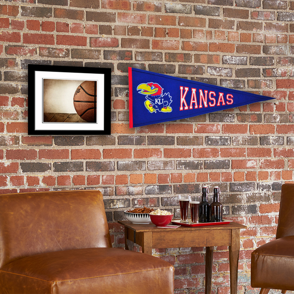 Kansas University Traditions Pennant