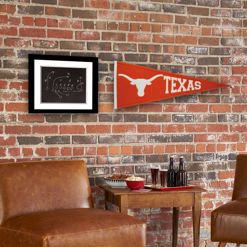 Texas Traditions Pennant