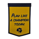 Notre Dame PLACT Traditions Banner