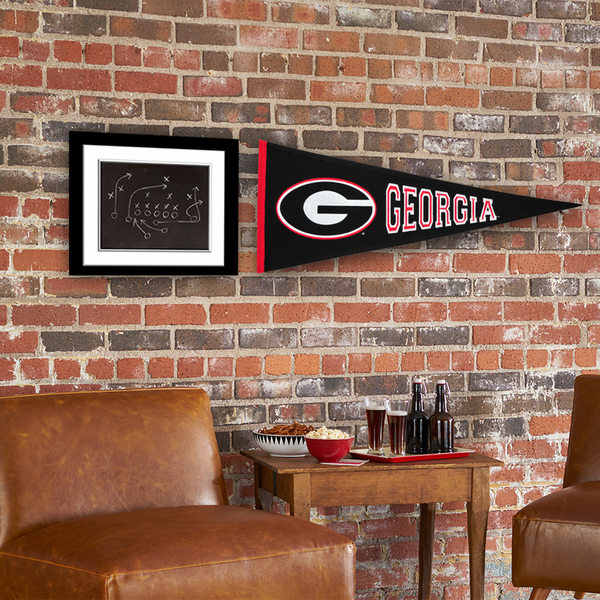 Georgia Traditions Pennant