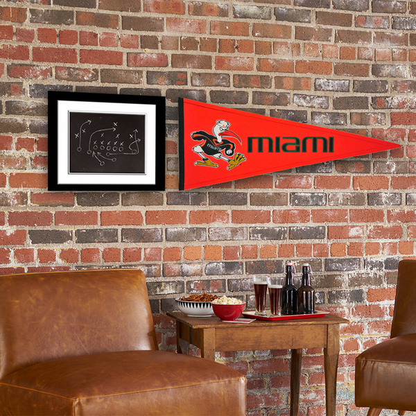 Miami Traditions Pennant