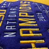 2019 CFP Champs Louisiana State Traditions Pennant