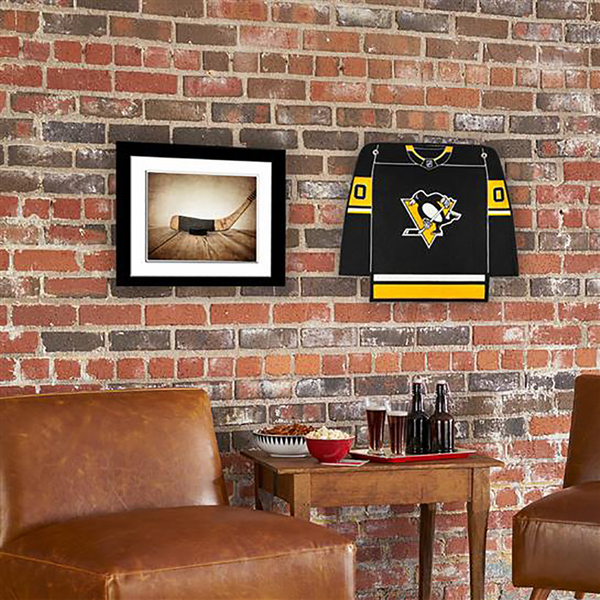 Pittsburgh Penguins Jersey Traditions Banner