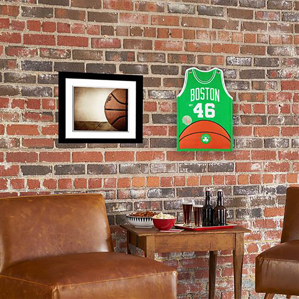 Boston Celtics Jersey Traditions Banner