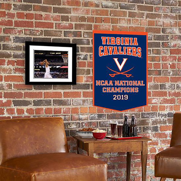 Virginia Basketball Banner