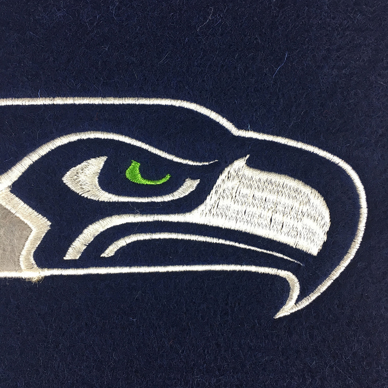Seattle Seahawks SB Banner