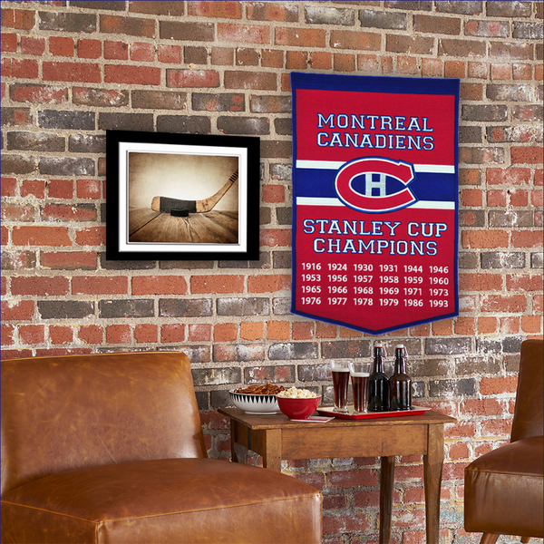 Montreal Canadiens Banner