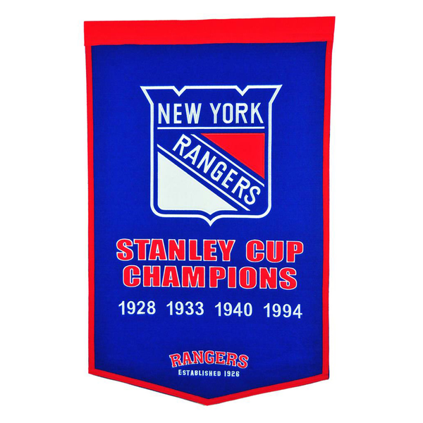 New York Rangers Banner