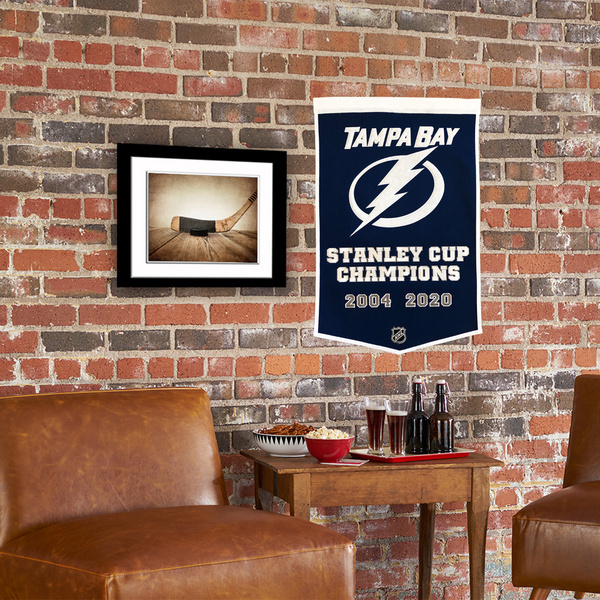 Tampa Bay Lightning Dynasty Banner