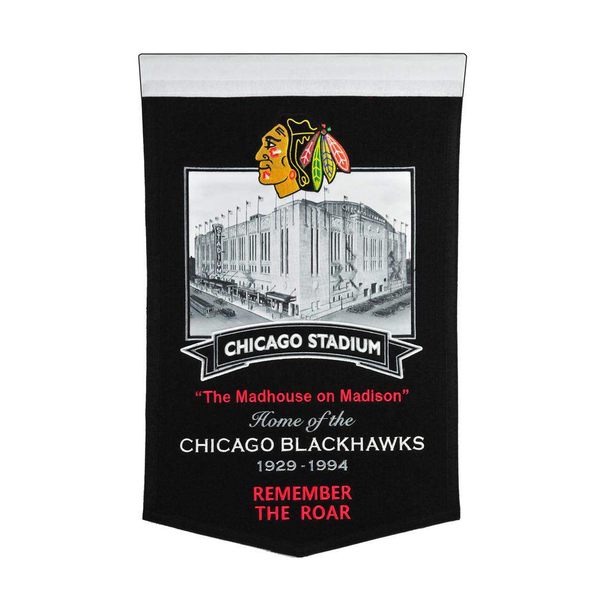 Chicago Stadium Banner