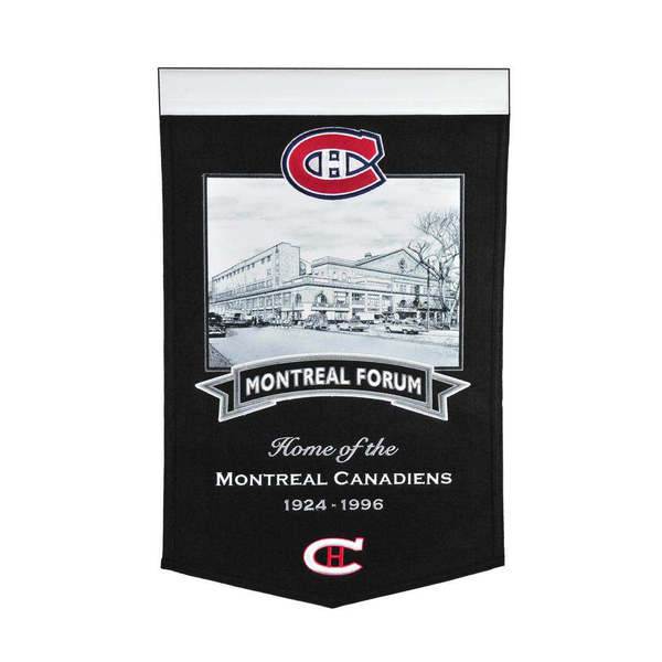 Montreal Forum Banner