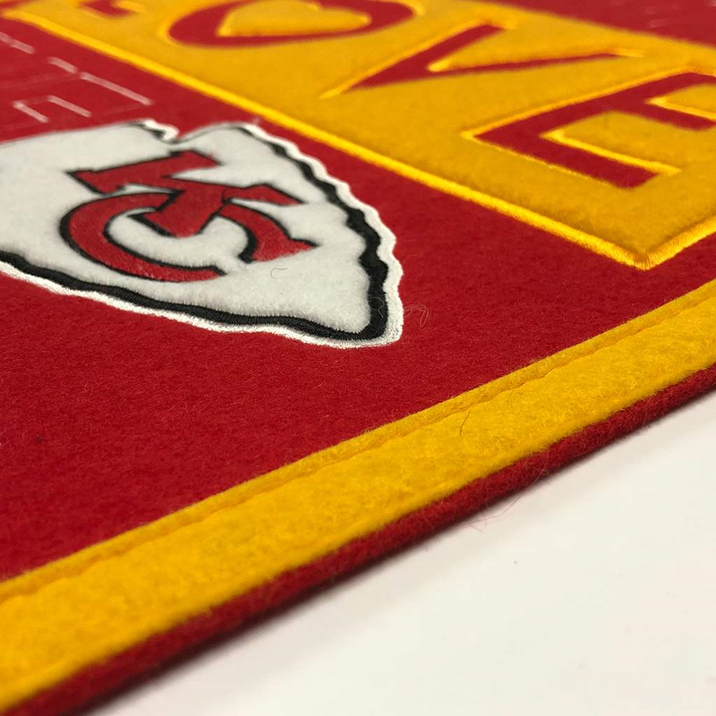 Kansas City Chiefs Home Banner