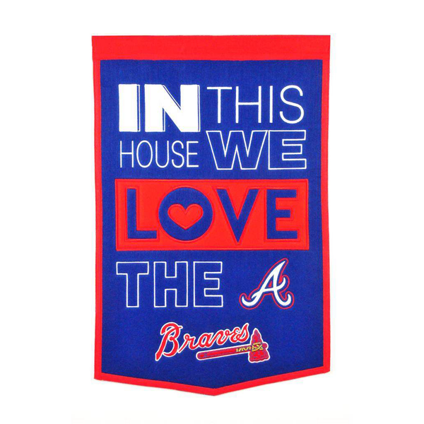 Atlanta Braves Home Banner