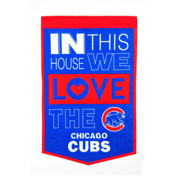 Chicago Cubs Home Banner