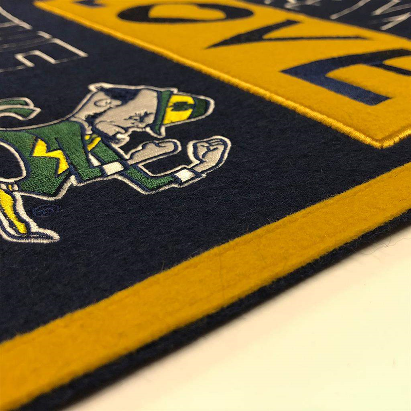 Notre Dame Home Banner
