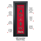 Arizona Diamondbacks Heritage Banner