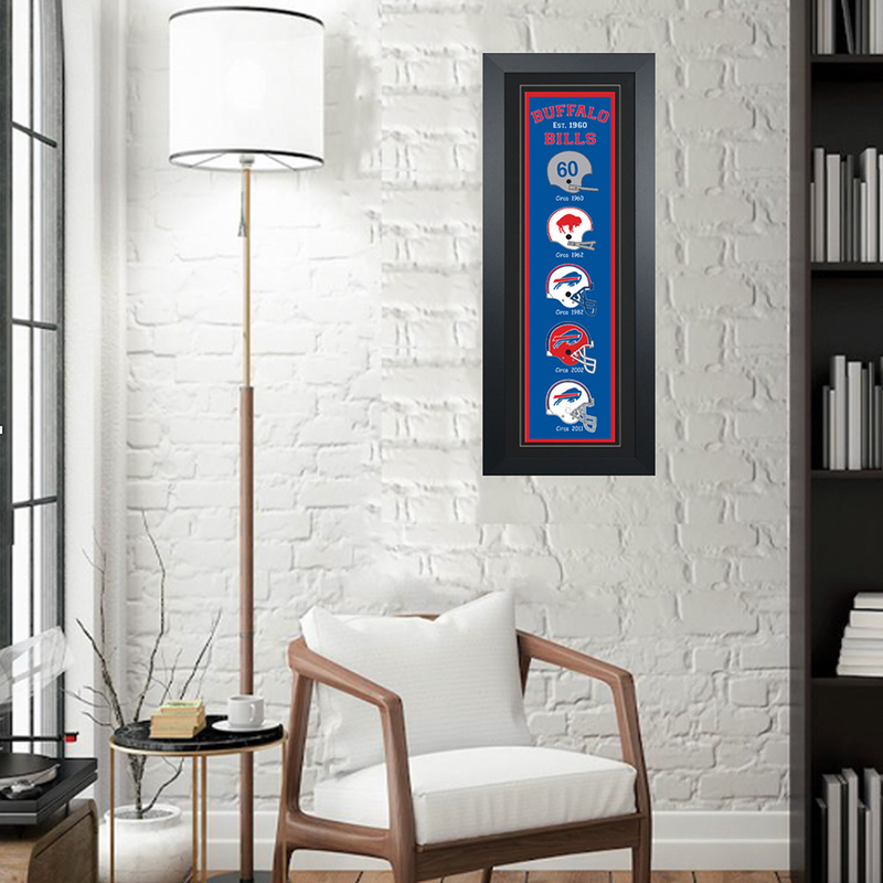 Buffalo Bills Heritage Banner