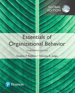 Essentials of Organizational Behavior, GE