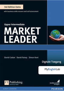Market Leader 3rd edition Upper-Intermediate MyEnglishLab
