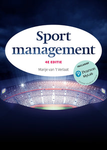 Sportmanagement 3e editie