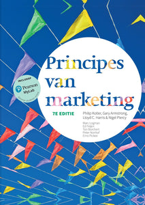 Principes van marketing, 7e editie
