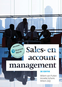 Sales- & accountmanagement 3e editie