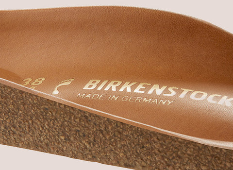 Birkenstock Semi-Exquisite Footbed Longitudinal Arch Support