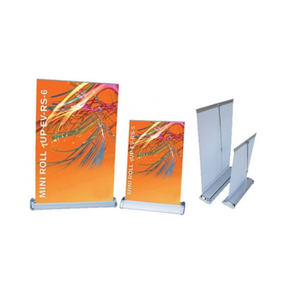 Mini Roll Up Banner